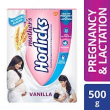 Mothers Horlicks Vanilla, 500g