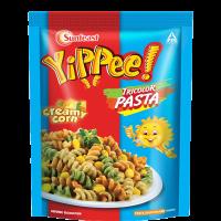 Sunfeast Yippee Tricolour Pasta Creamy Corn 50g