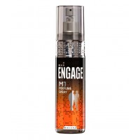Engage Perfume Spray M1, Man, 120ml