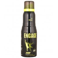 Engage Man Jump Deo Spray, 165 ml