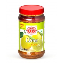 777 Lime Pickle without Garlic, 300g