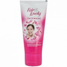 Fair & Lovely Instant Glow With Fairness Multivitamins, Facewash, 100g