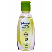 Johnson's Baby Hair Oil 60 ml
