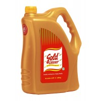 5ltr Can - Gold Winner Refined Sunflower Oil