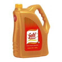 Gold Winner Refined Sunflower Oil, 5ltr Can