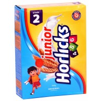 Junior Horlicks Stage 2 Refill, 500g