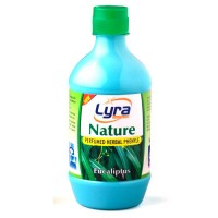 Lyra Nature Herbal Sanitizer Eucaliptus (Scented Phenyl), 500ml