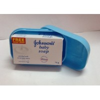 Johnson's Baby Soap, 75g