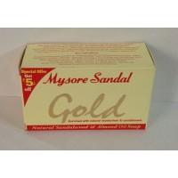 Gold - Mysore Sandal, 125g