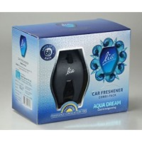 Lia Car Freshener Combi Pack, Aqua Dream