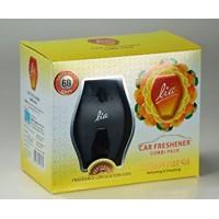 Lia Car Freshener Combi Pack, Citrus Fresh