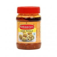 Mambalam Iyers, Lime Pickle,200g