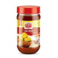 777 Lime Pickle (without Garlic)  200g Buy 1 Get 1 Free