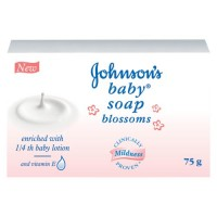 Johnson Baby Blossom Soap, 75g