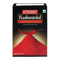 Everest Kashmiri lal Chilli Powder, 100g