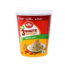 MTR, Breakfast,Vegetable Upma,80g
