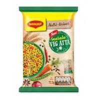 MAGGI Nutri-licious Veg Atta Noodles - Masala, 72.5g