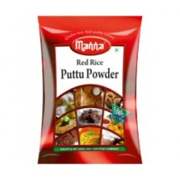 Manna Red Rice Puttu Powder, 500g