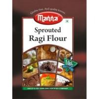 Manna Sprouted Ragi Flour 500g