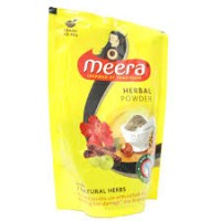 Meera Herbal Hairwash Powder, 40g