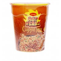 Maggi Hot Heads Cuppa Barbeque Pepper Noodles 70g