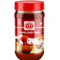 777 Tomato Garlic Pickle, 300g