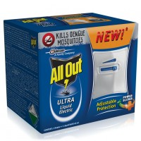All Out Ultra Liquid Electric Power Slider, 1 Heater + 1 refill
