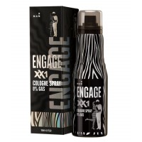 Engage Cologne Spray 0% Gas, XX1 For Men, 150ml