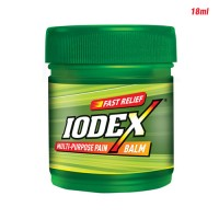 Iodex Multipurpose Pain Relief Balm, 40g