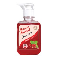 Mysore Sandal Handwash, Strawberry Flavour, 250ml
