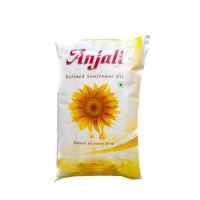 Anjali Sunflower Oil, 1ltr