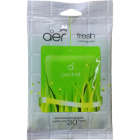 Godrej Aer Pocket Fresh Lush Green, 10g