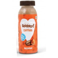 Goodness! Yogurt Smoothie Coffiato Hazelnut, 190ml