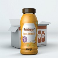 Goodness! Yogurt Smoothie Mango, 190ml