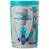 Horlicks Growth Vanilla Flavour, 3-9 Years, 400g