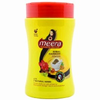 Meera Herbal Hairwash Powder, 120g