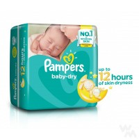 Pampers New Born Baby Dry, 10 Pants