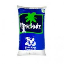Parachute Coconut Oil Pouch, 500ml