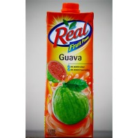 Real Juice Guava 1litre