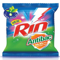 Rin Anti Bac Detergent Powder, 130g