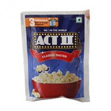 Act II Popcorn Classic Salted
