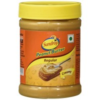 Sundrop Peanut Butter Regular Creamy 500 gm