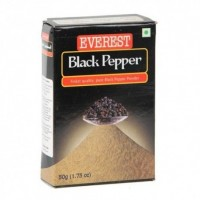 Everest Black Pepper Powder, 50g