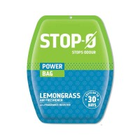 Stop-O Air Freshener, Lemongrass,1pcs