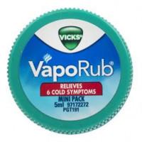 Vicks Vaporub Mini Pack, 5ml