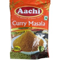 Aachi Masala - Curry, 50 gm Pouch