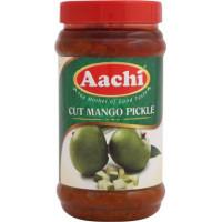 Aachi Cut Mango Pickle Jar, 1kg