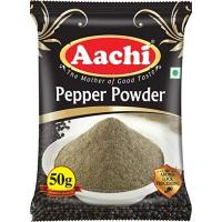 Aachi Pepper Powder, 50g