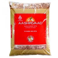 Aashirvaad Whole Wheat Atta, 1kg