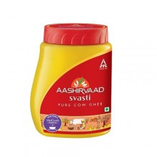 Aashirvaad Svasti Cow Ghee, 500ml